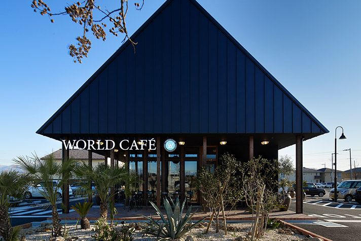 World Cafe Kofu Showa